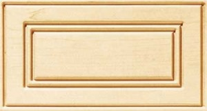 Vermont Routed Drawer Front