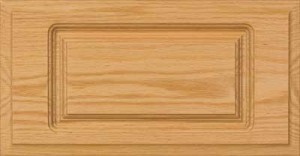 Adobe Routed Drawer Front