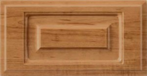 Memphis Routed Drawer Front