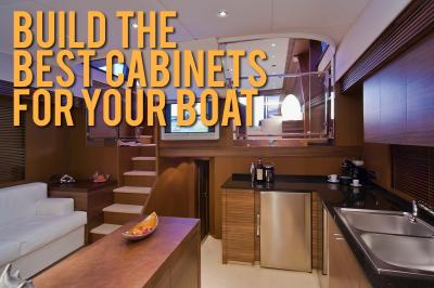Build the Best Cabinets for Your Boat