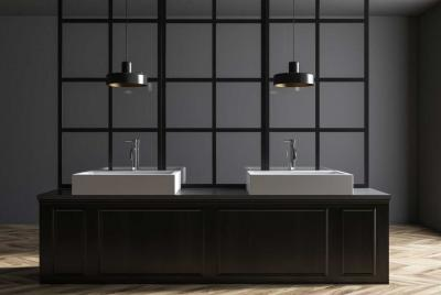 What Size Bathroom Vanity do I Need for 2 Sinks?
