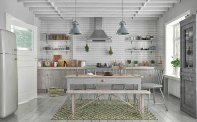 The Role of Cabinets in Kitchen Style