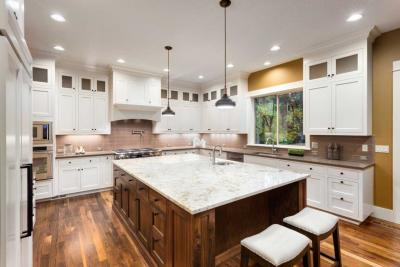 How to Pick Countertops for your Cabinets