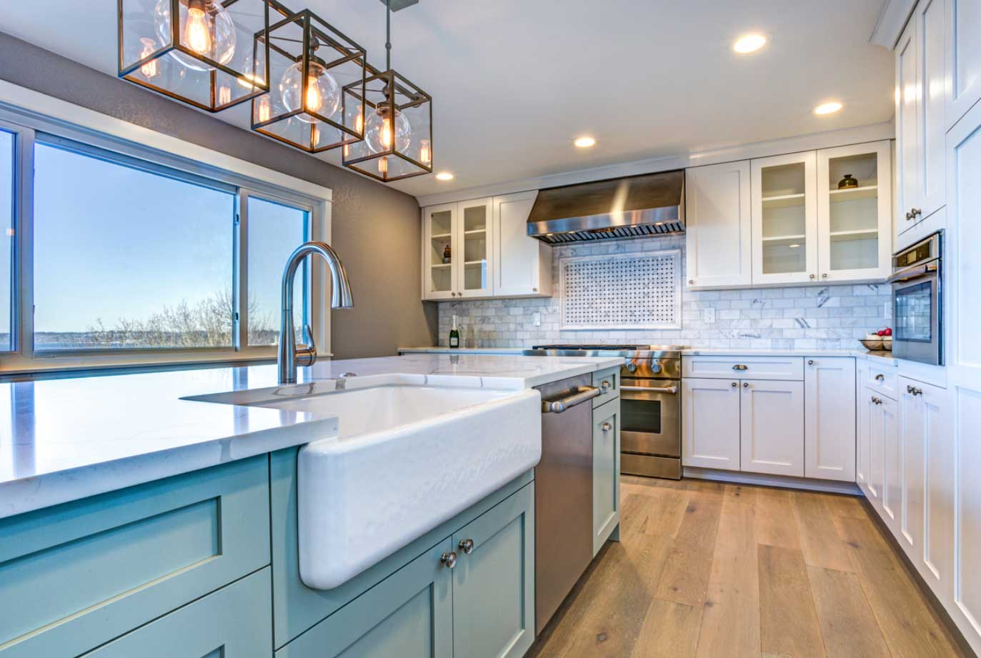 Shaker Style Kitchen Cabinet Remodel