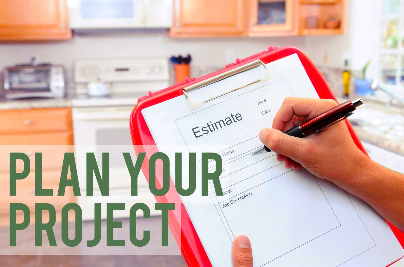 Plan Your Project